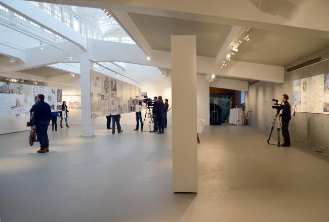 Выставочный зал «Photohub_Manometr»