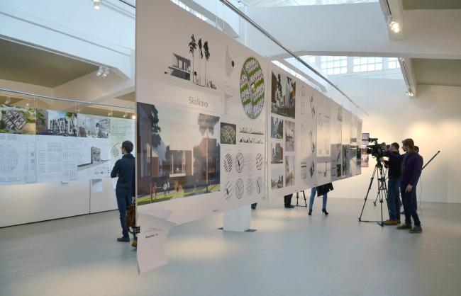 Выставка проектов в Выставочном зале «Photohub_Manometr»