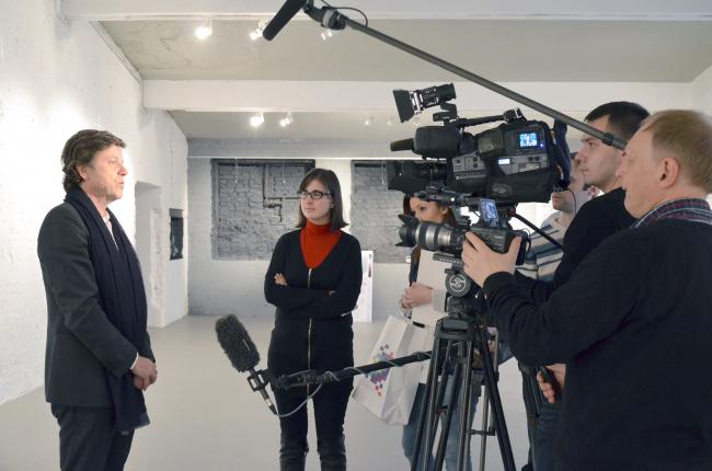 Интервью председателя жюри конкурса, архитектора Жана Пистра