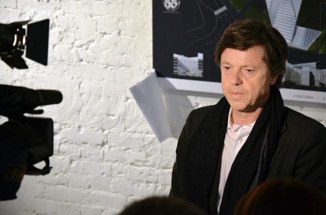 Жан Пистр, председатель жюри, куратор района «Технопарк»
