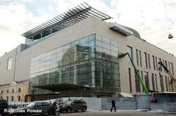 Реконструкция Мариинского театра