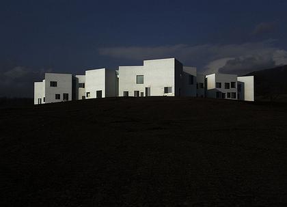 Лечебный центр для детей-инвалидов на острове Хоккайдо. Со Фудзимото [Sou Fujimoto], победитель.
