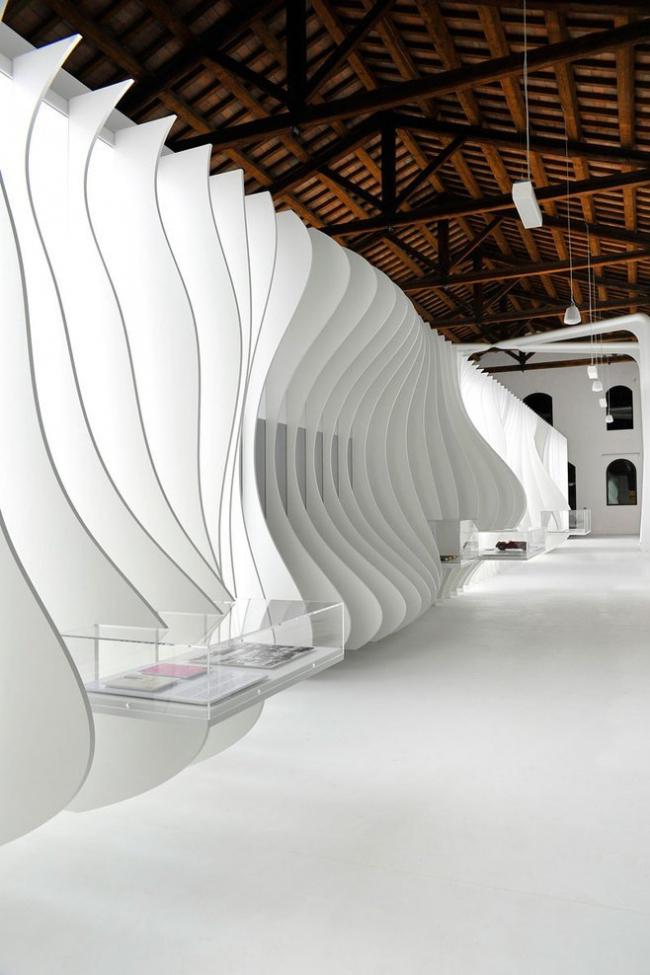 Музей Энцо Феррари © Studio cento29