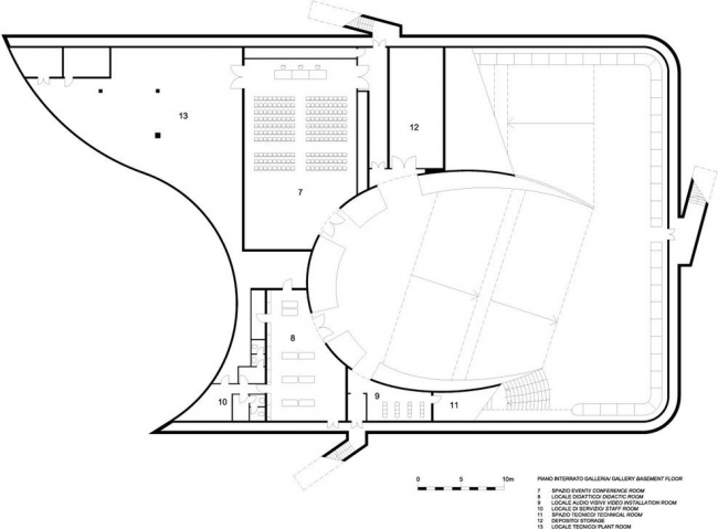 Музей Энцо Феррари © SHIRO STUDIO | Andrea Morgante