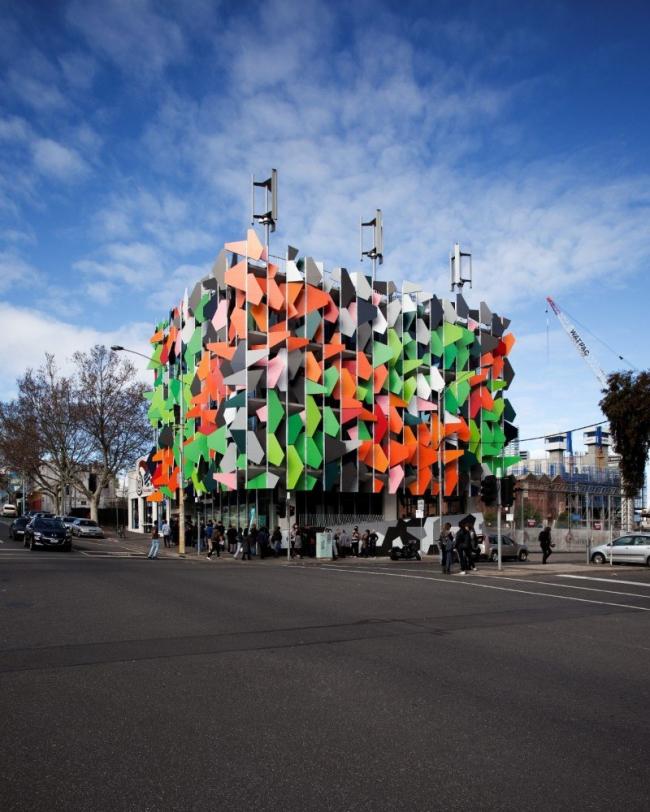 Офисное здание Pixel © Ben Hosking