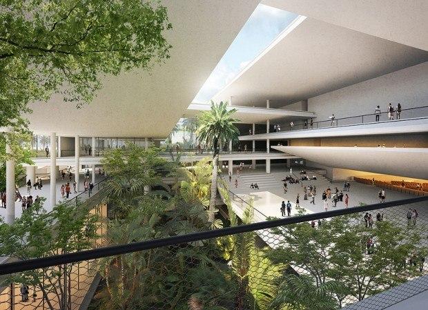 Культурный центр Luz © Herzog & de Meuron