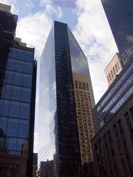 Эдвард Ларраби Барнс. Штаб-квартира IBM. Нью-Йорк