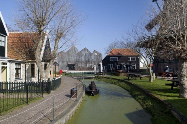 Морской музей Kaap Skil © Mecanoo Architecten