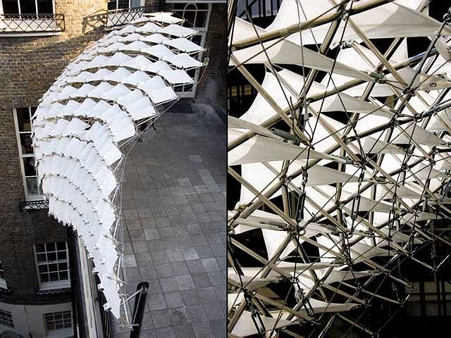 AA Component  Membrane, EmTech, Архитектурная Ассоциация