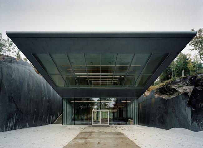 Музей Петера Дасса © Lindmann. Фото предоставлено Музеем архитектуры