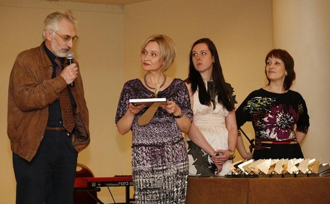 Александр Асадов и Лариса Маливанова