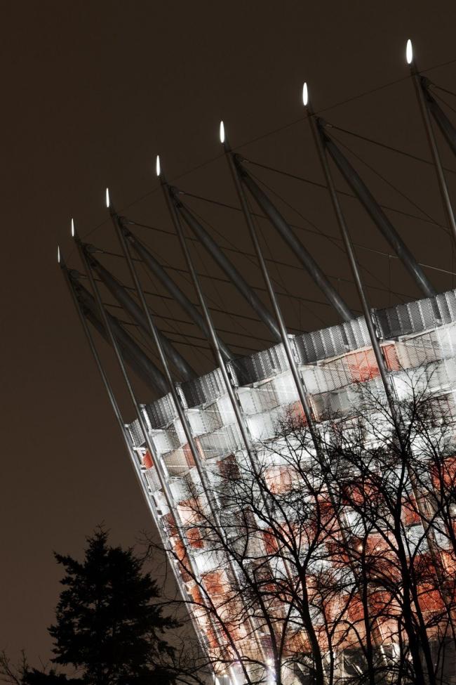 Национальный стадион в Варшаве. Фото © Marcus Bredt