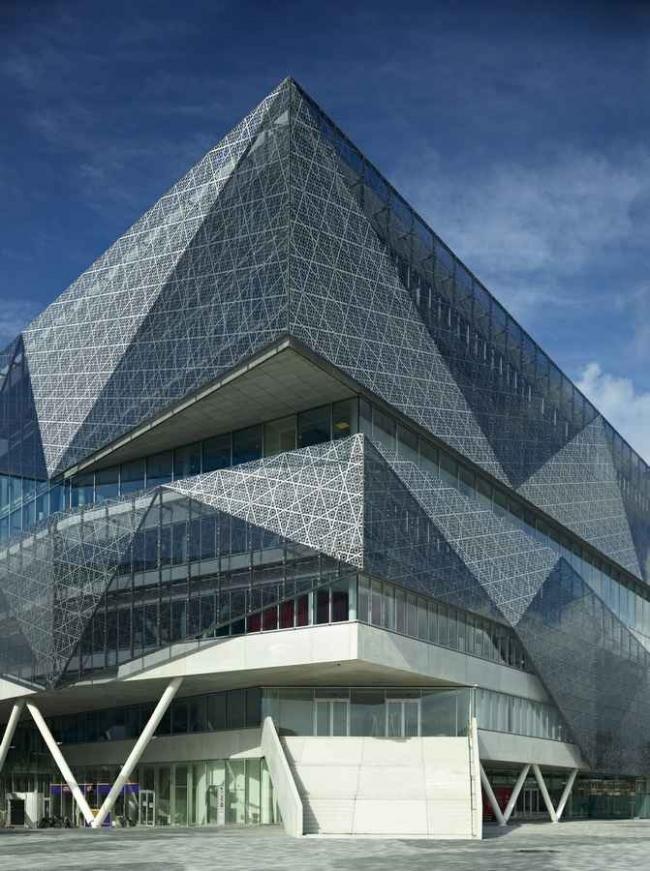 Мэрия Ньювегейна © 3XN Architects