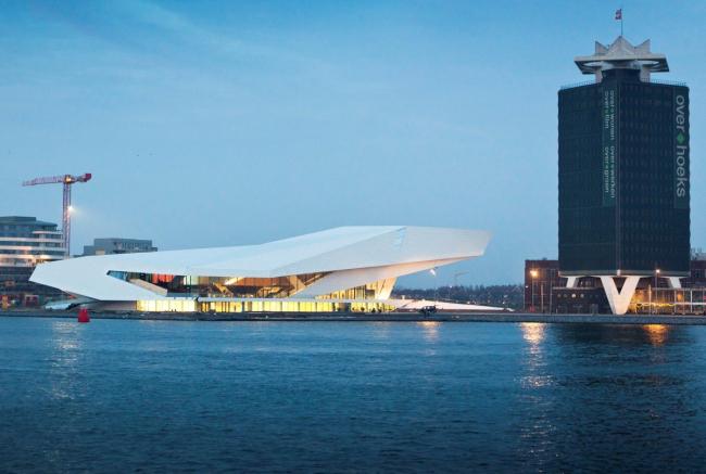 Нидерландский институт кино EYE © Rene den Engelsman