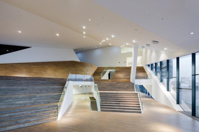 Нидерландский институт кино EYE © Iwan Baan