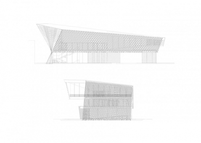 Музей Синьцзинь-Чжи © Kengo Kuma and Associates