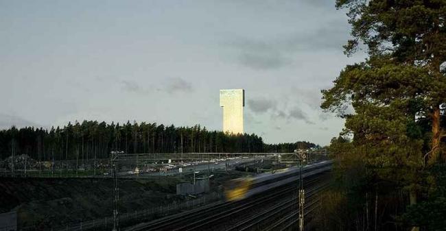 Отель Victoria Tower © Tord-Rickard Söderström
