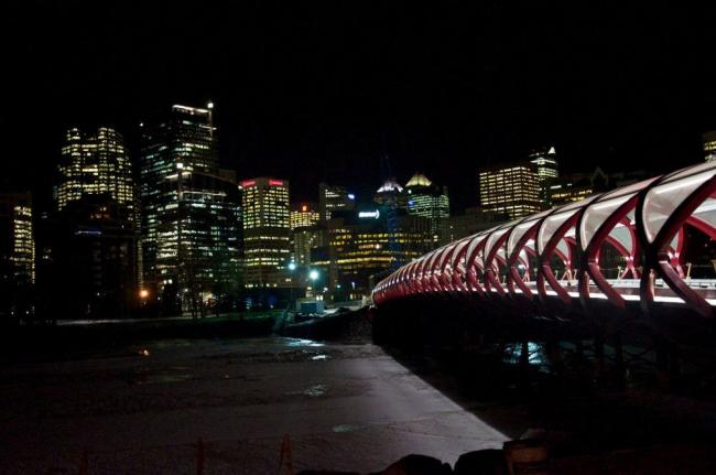 Мост Мира. Фото Nelson Hein