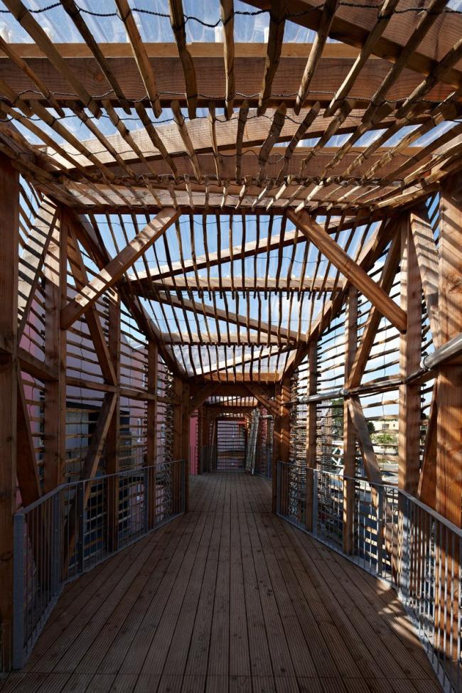 Жилой комплекс Boréal. Фото © Stéphane Chalmeau