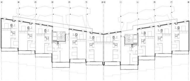 Жилой комплекс Boréal © Tetrarc architects