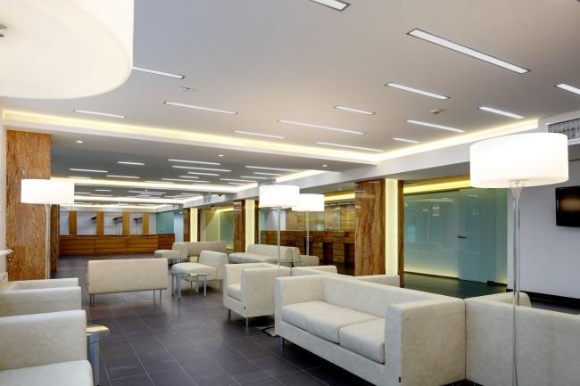 Медицинский центр «Клиника 31» © ABD architects
