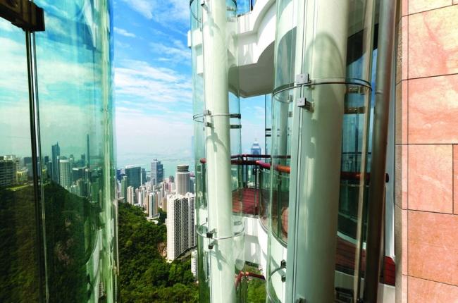 Жилой комплекс Opus Hong Kong. Фото © Gehry Partners/Swire Properties
