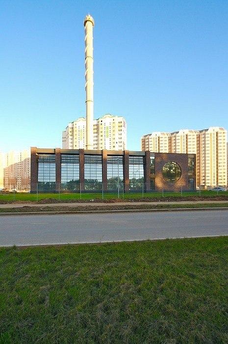 Здание котельной © Архстройдизайн АСД