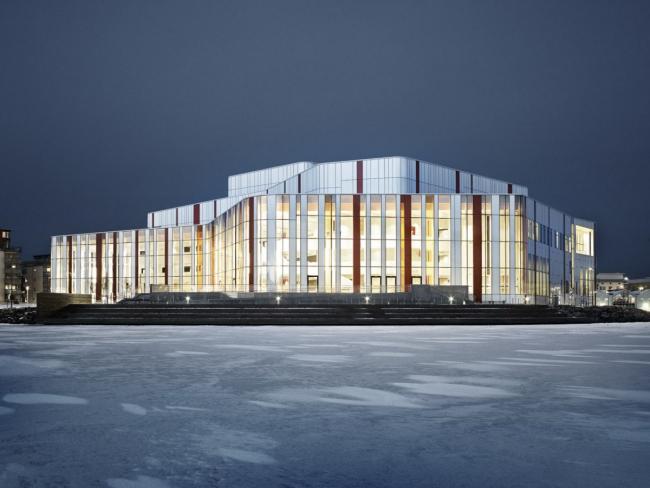 Центр исполнительских искусств Spira © Ulf Celander