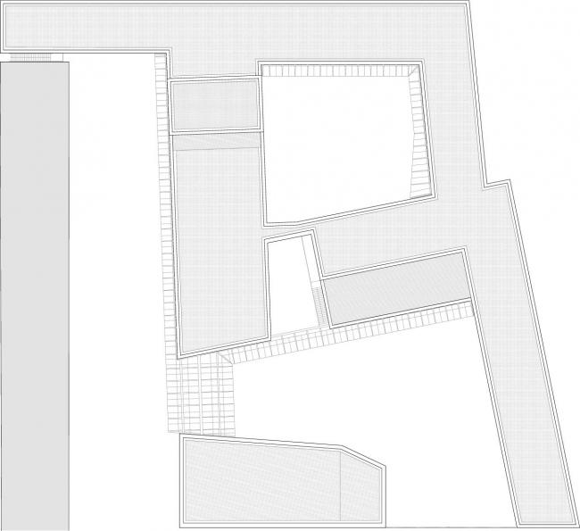 Школьный центр имени Люси Обрак © Dietmar Feichtinger Architectes
