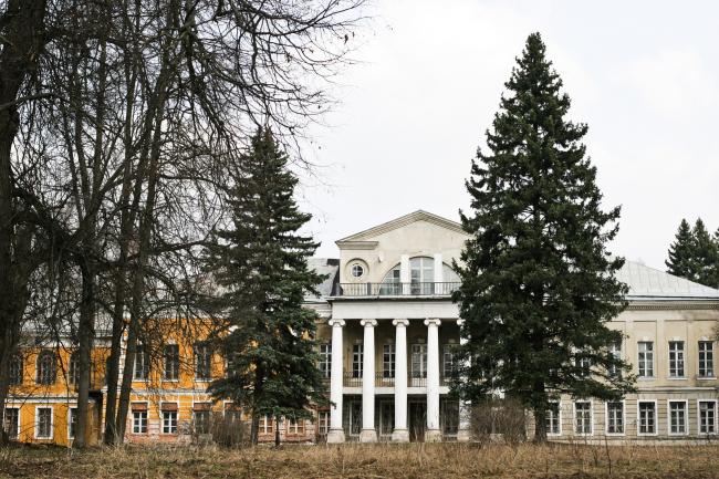 Главный Дом. Фото Вадима Косина
