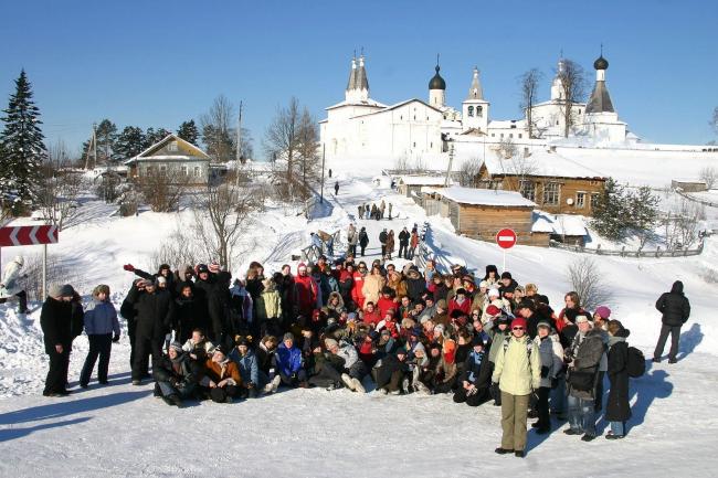 Город-Крепость. Фотография Андрея Асадова