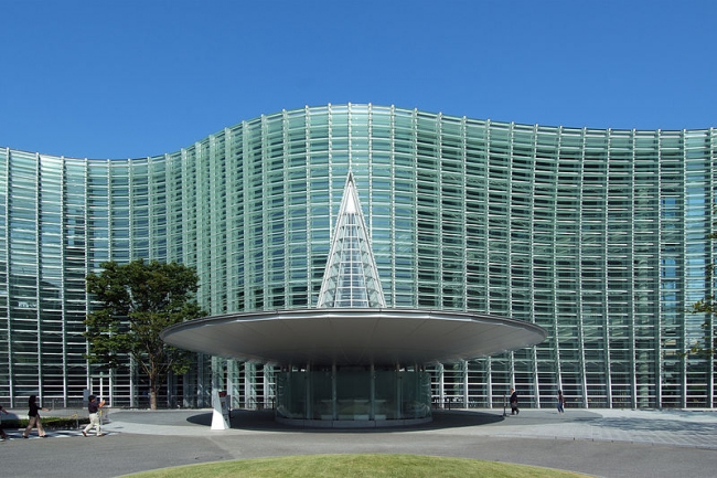 Национальный центр искусств. Фото: Wiiii via Wikimedia Commons. Лицензия CC BY-SA 3.0