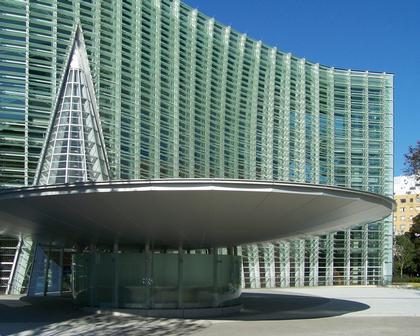 Национальный центр искусств. Фото © Till Woeler