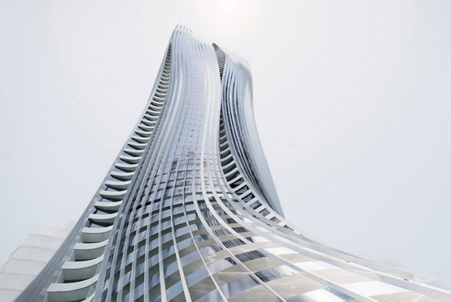 Башня Шумахера. © LAVA