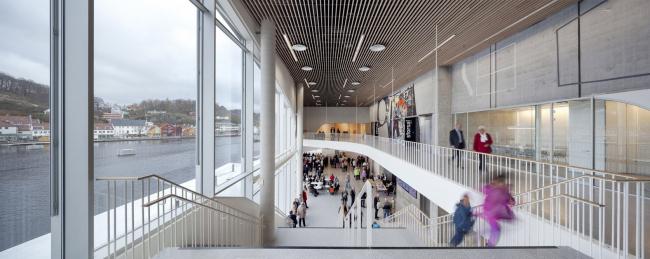 Культурный центр Buen © Adam Mørk