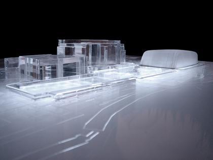 Руди Риччотти. Дворец кинофестивалей в Венеции. Проект