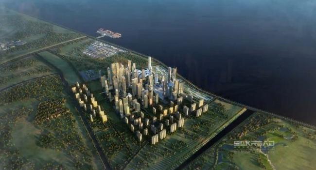 Город Лазика. Изображение с сайта worldarchitecturenews.com