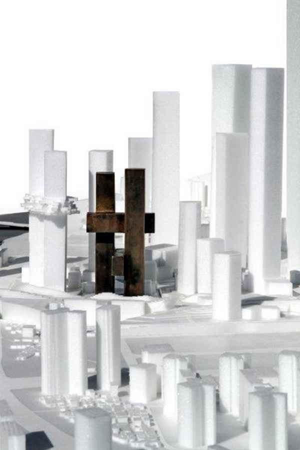Башни Cross # Towers © MIR