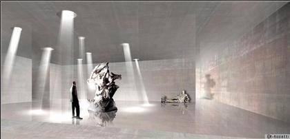 Музей Лувр-Ланс. Конкурсный проект