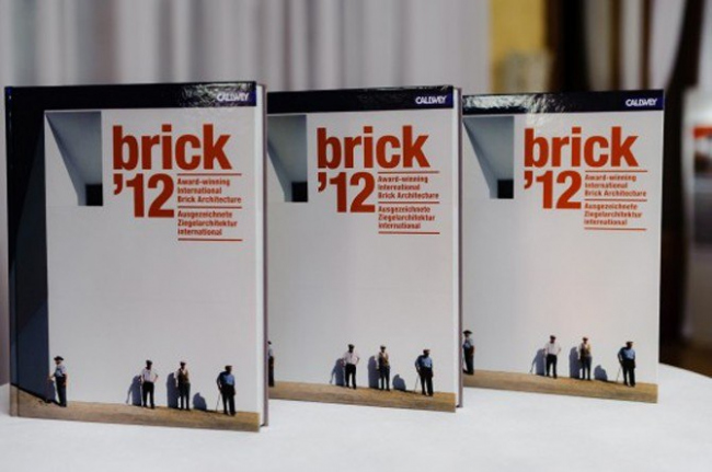 BRICK - сборник проектов победителей и номинантов, попавших в шорт-лист