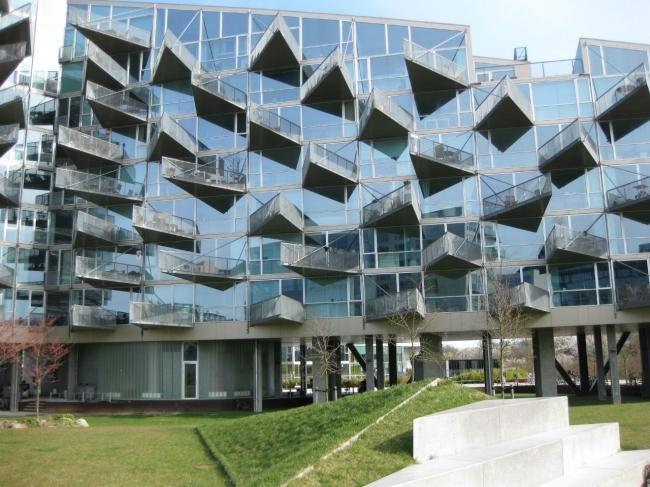 Жилой комплекс VM-House. Фото автора