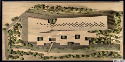 «Herault Arnod Architectes». Штаб-квартира компании Rossignol. Проект