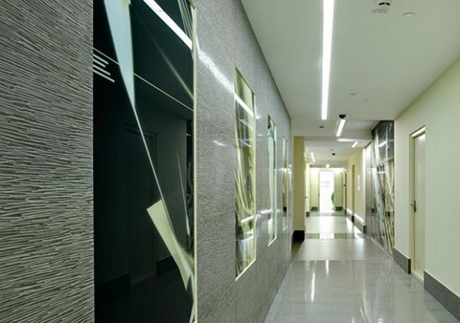 Приз зрительских симпатий: TNK-BP — архитектурное бюро ABD architects.  Фотографии Сергея Ананьева