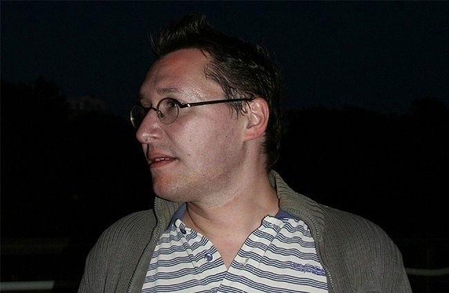 Алексей Муратов, член жюри, главный редактор журнала «Проект Россия». Фотография Татьяны Пашинцевой.