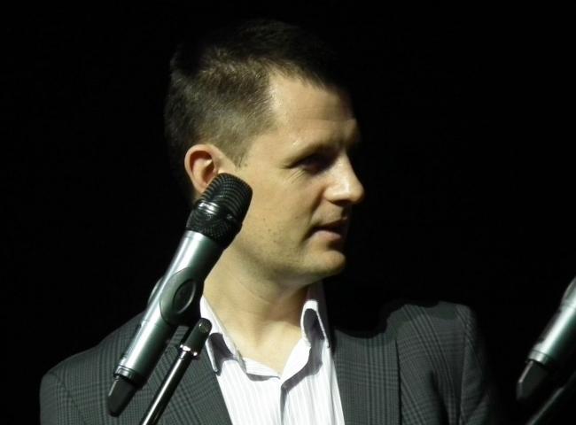 Сергей Кузнецов, бюро SPEECH Чобан Кузнецов. Фотография Юлии Тарабариной