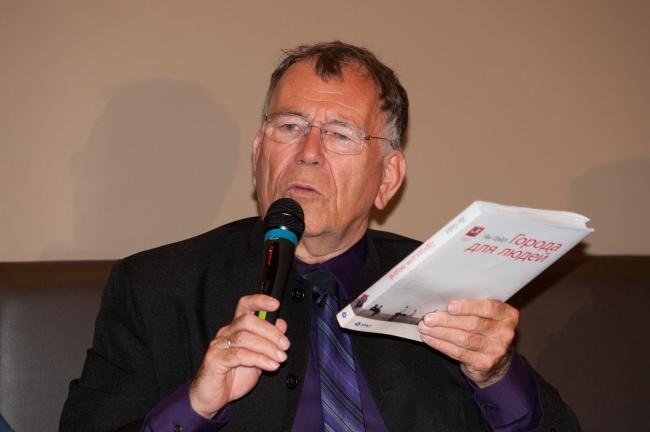 Ян Гейл. Фотография предоставлена организаторами