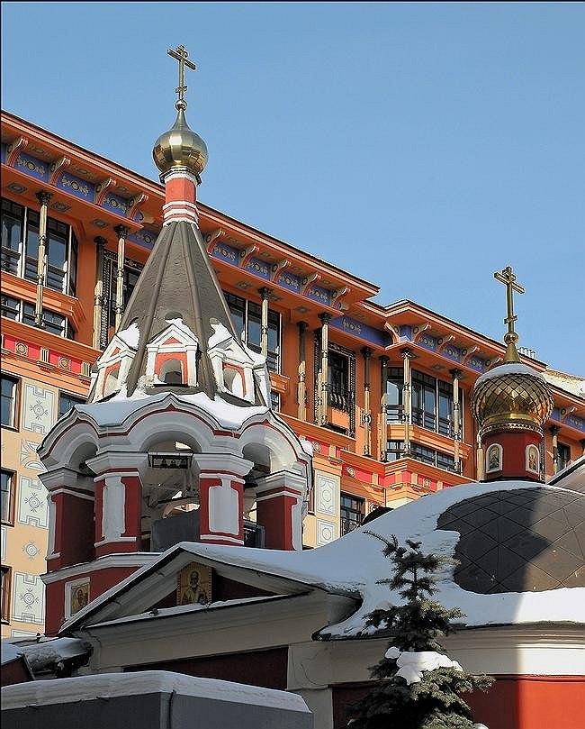 «Помпейский» дом Михаила Белова