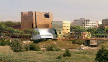Жан Нувель. «Театр Архипелага». Проект