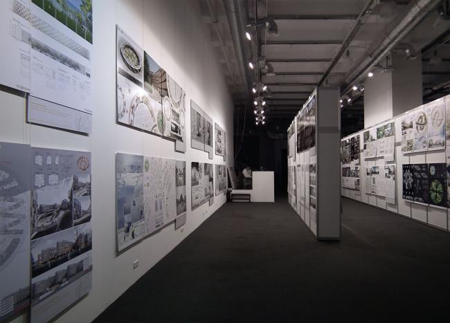 «Большой конкурс Сколково». Выставка проектов жилья для района Технопарка Сколково