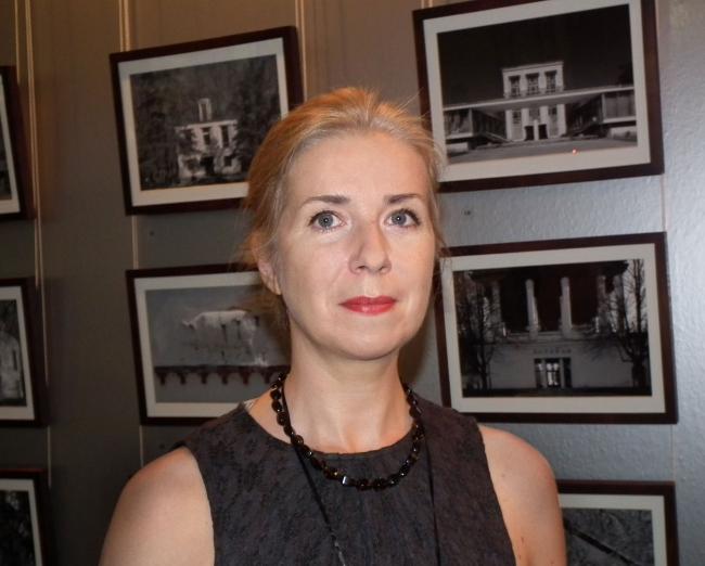 Анна Броновицкая, сокуратор выставки «Неизвестная ВДНХ»